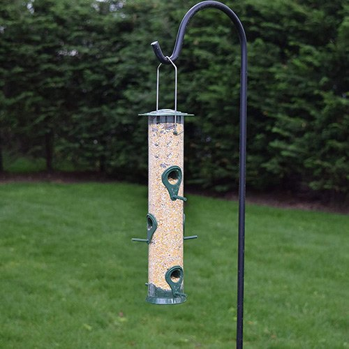 Gray Bunny Classic Tube Feeder Review